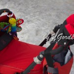 Муфта на коляску