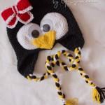 Шапка Пингвин