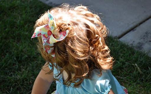 Заколка-Вертушка для волос