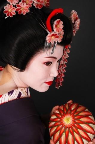 Канзаши (kanzashi tsumami)