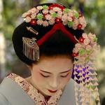 Канзаши (kanzashi tsumami