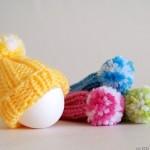 Шапочка для яиц