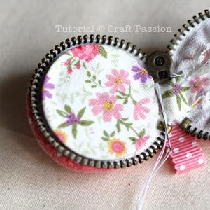 Как сшить мини шкатулку для хранения украшений своими руками