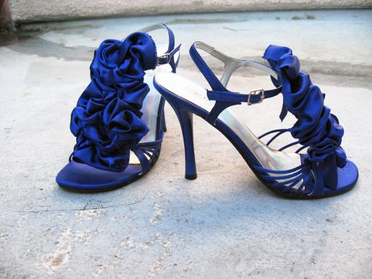 Как декорировать обувь фото