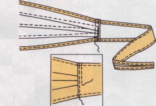 Как своими руками сделать пояс