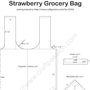 Хозяйственная сумка с чехлом (14)