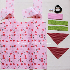 Хозяйственная сумка с чехлом (3)