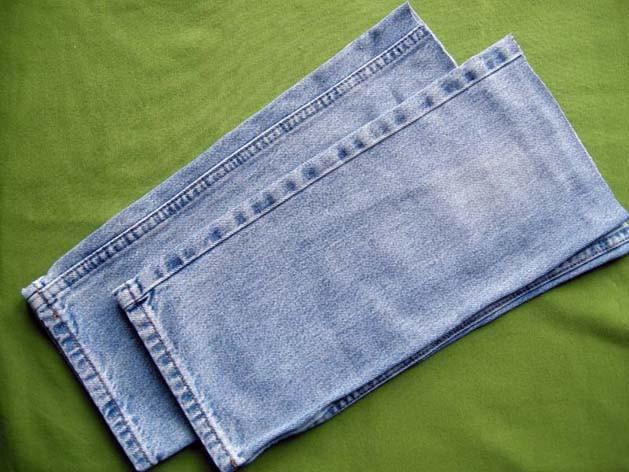 джинсовые лотки для  мелочей (3)