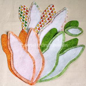 кошелек своими руками из ткани (7)