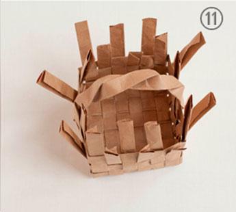 пасхальная корзина для яиц (11)