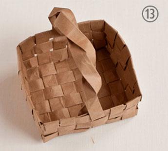 пасхальная корзина для яиц (13)