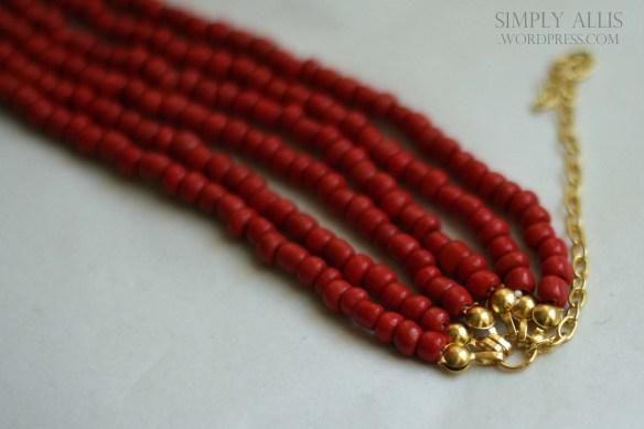 плетеный браслет из бисера своими руками (10)