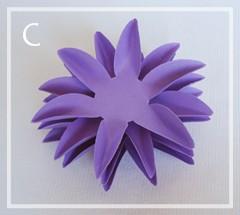 подарочная коробка с цветком своими руками (7)