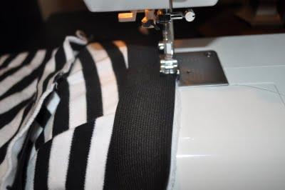 трикотажная юбка-карандаш своими руками (11)