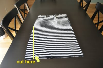 трикотажная юбка-карандаш своими руками