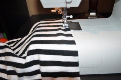 трикотажная юбка-карандаш своими руками (6)