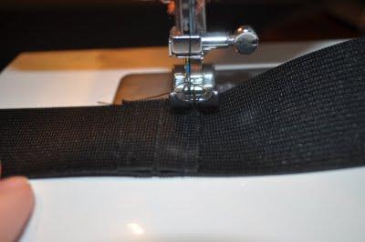 трикотажная юбка-карандаш своими руками (9)
