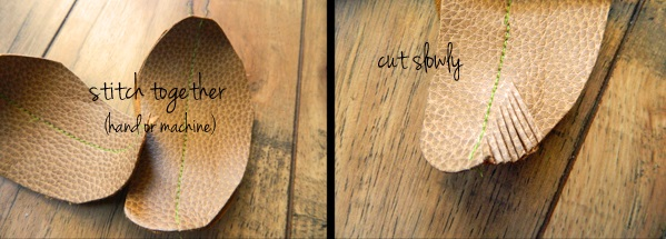 кожаные серьги в стиле бохо (4)