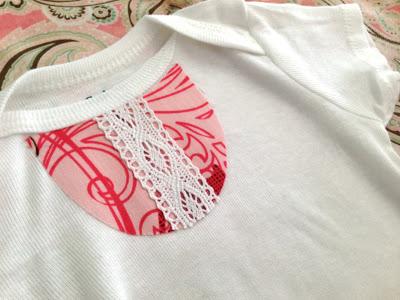 Платье для девочки из боди швейная переделка (10)