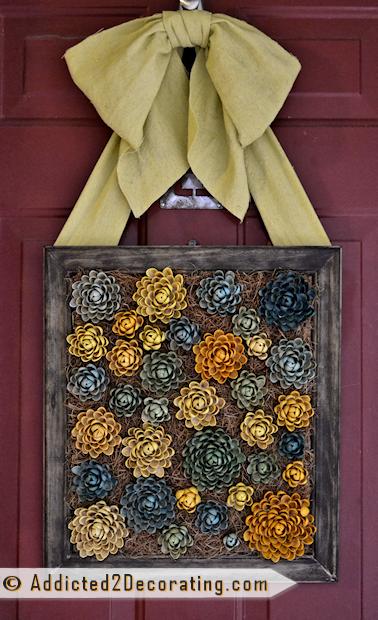 декоративное панно из фисташек (1)