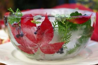 Ледяная чаша своими руками (10)