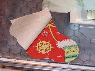 Новогодний календарь с носочками (6)