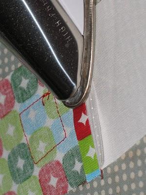 Новогодний календарь с носочками (9)