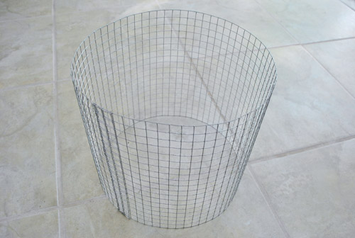 CPL-Wire-Mesh-In-Circle