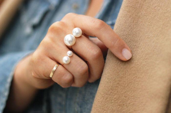 жемчужное колье и кольцо (1)