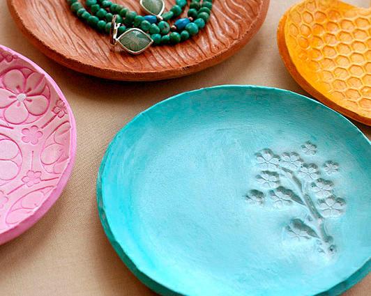 Посуда из глины своими руками мастер класс