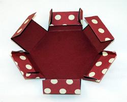 подарочная коробка с сюрпризом своими руками
