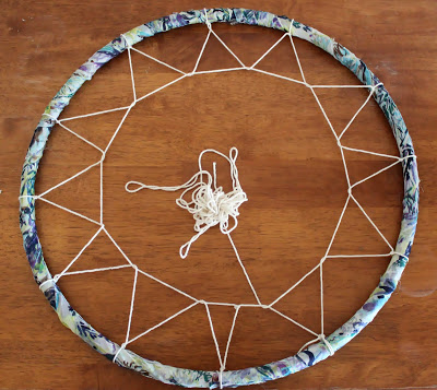 marci vintage diy dreamcatcher easy craft handmade 10
