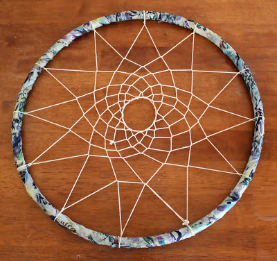 marci vintage diy dreamcatcher easy craft handmade 12