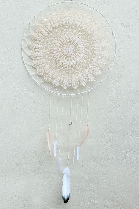 marci vintage diy dreamcatcher easy craft handmade 17