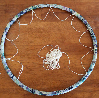 marci vintage diy dreamcatcher easy craft handmade 7