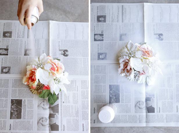 цветы для упаковки на подарок своими руками