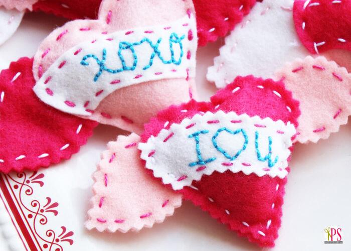 валентинки саше своими руками