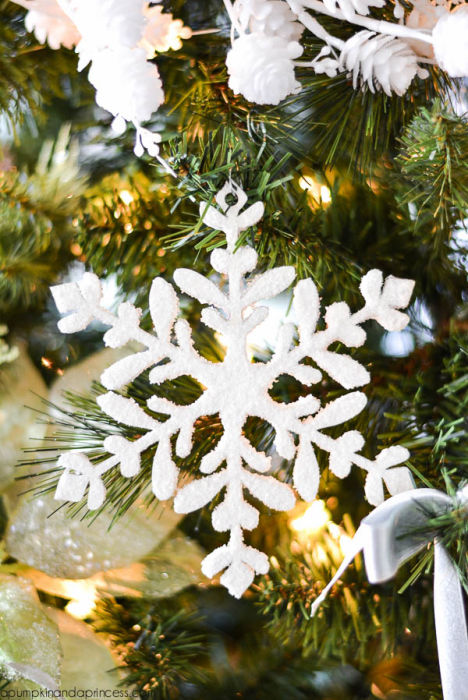 Epsom-Salt-Snowflake-Ornament