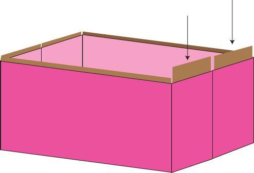 Как сделать красивые ящики