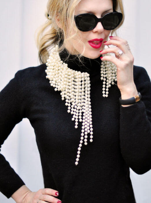 diy-asymmetrical-pearl-necklace-dior1