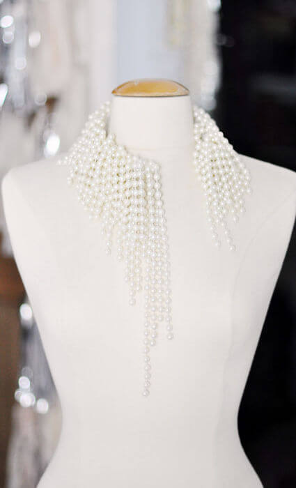 diy-dior-pearl-necklace-asymmetrical-necklace