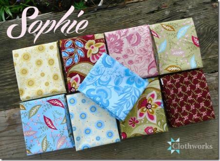 Образцы ткани