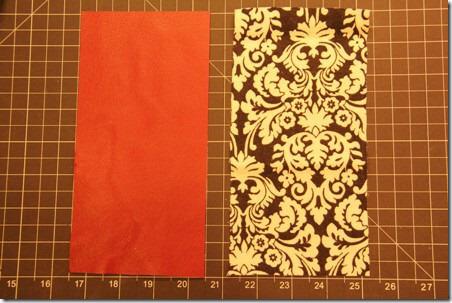 Заготовки из ткани и кожи