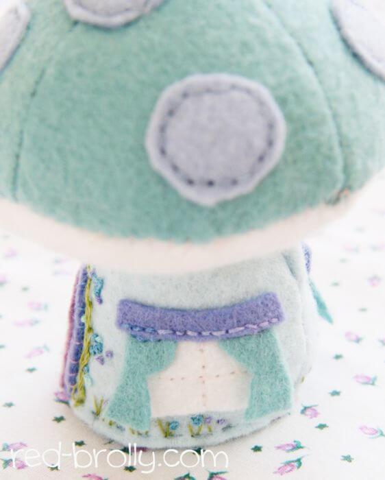 голубой грибок