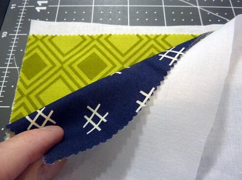 складываем детали маски вместе