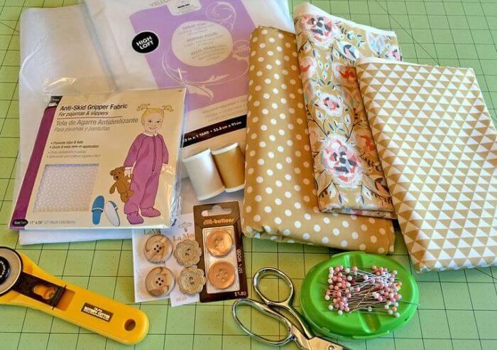 набор материалов для шитья
