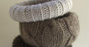 Старый свитер, жизнь после жизни!