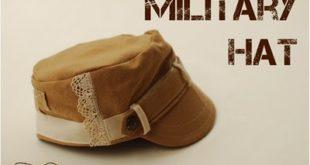 Кепка в стиле «милитари» своими руками