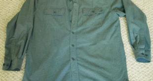 Юбка из мужской рубашки